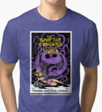 The Turnip That Conquered The World Tri-blend T-Shirt