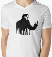 Just Moriarty Men's V-Neck T-Shirt
