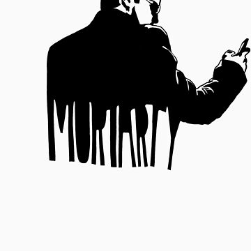 Just Moriarty by sherbear