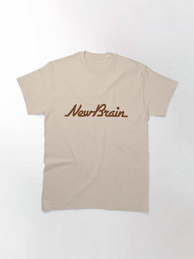 Alternate view of NewBrain Classic T-Shirt