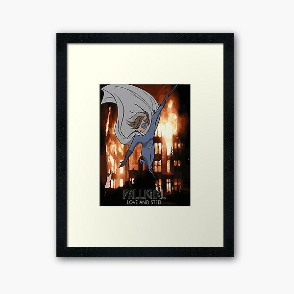Palligirl Framed Art Print