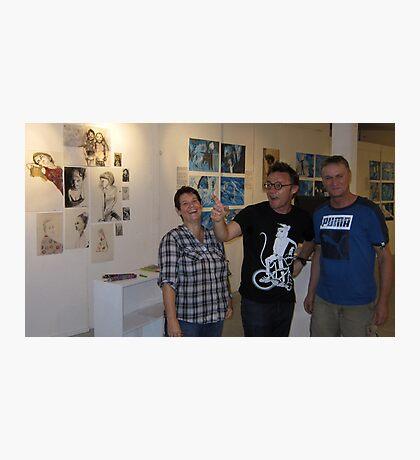 Gang of Three Photographic Print