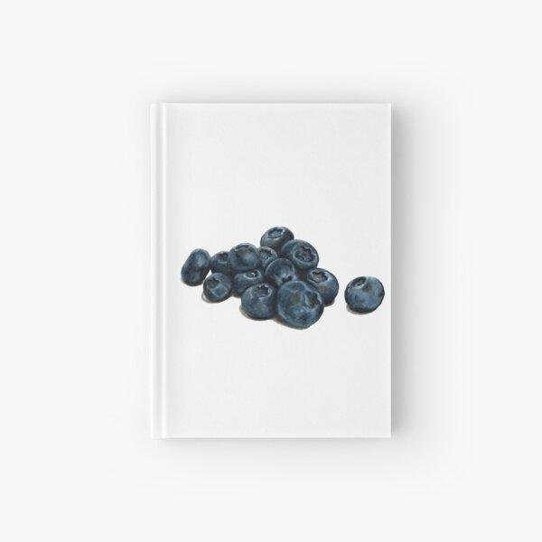 Arándanos, frutos del bosque Cuaderno de tapa dura