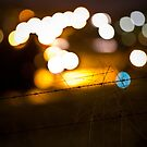 Wagga Wagga by night by Andrew Harris