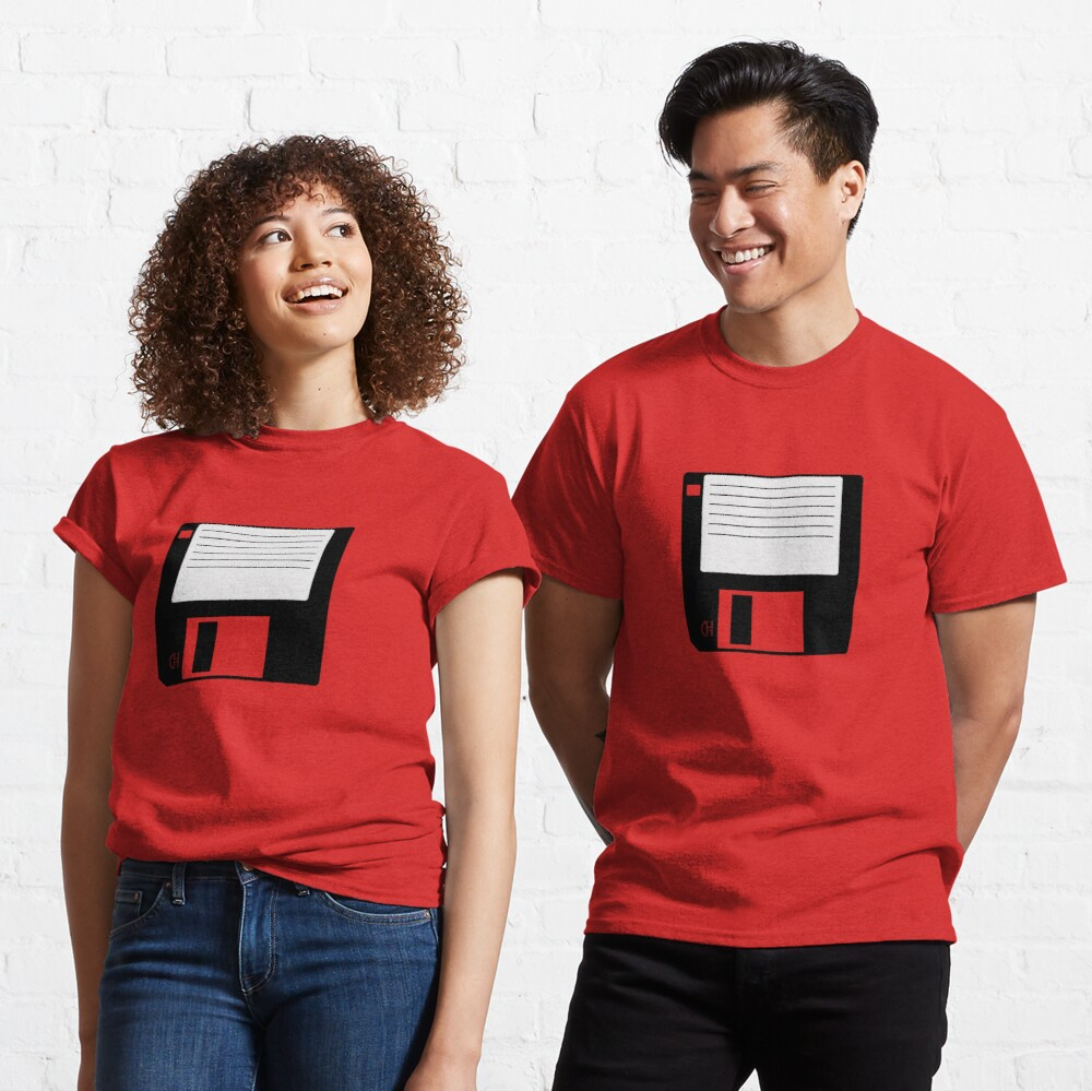 Floppy Disk 3.5-inch Classic T-Shirt