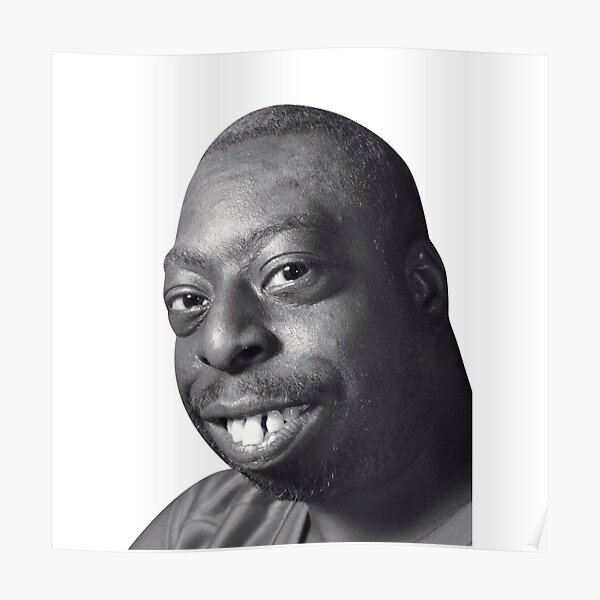 Beetle Juice / Lester Green Person Cutout Poster