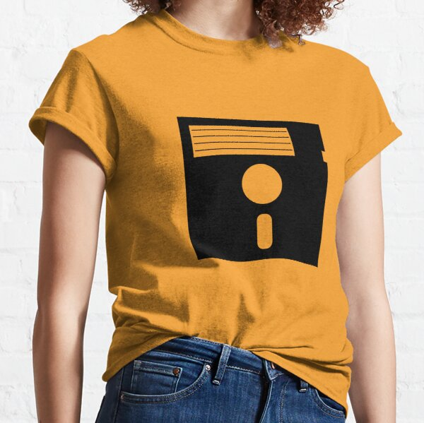 5.25in Floppy Disk Classic T-Shirt
