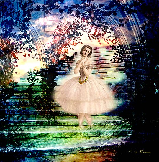 DREAMER'S BALLET by Tammera