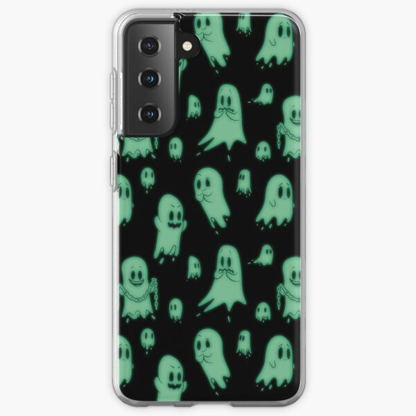 Ghosty Ghosts - Faux Glow Edition Samsung Galaxy Soft Case