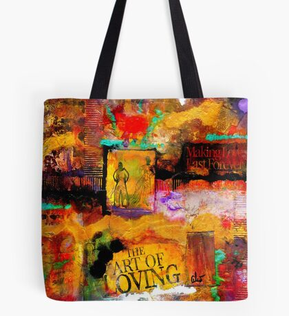 The Art of Loving Tote Bag