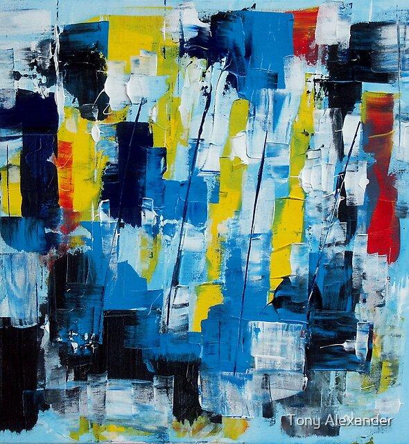 Blue Day by Tony Alexander