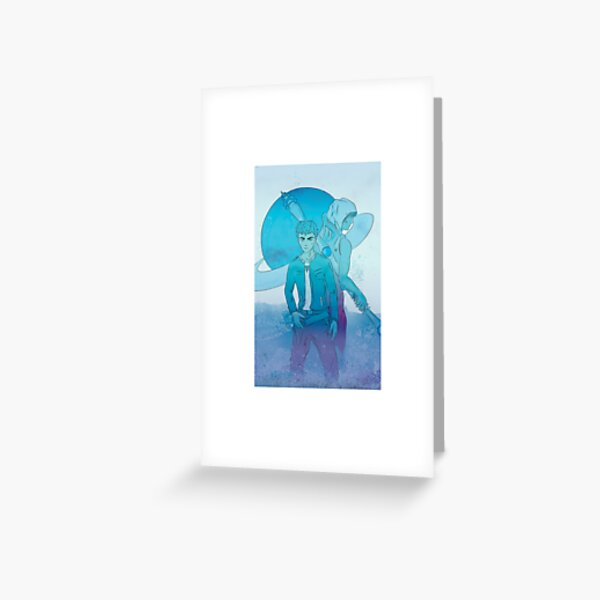 THORUNN - POSTER COVER Greeting Card