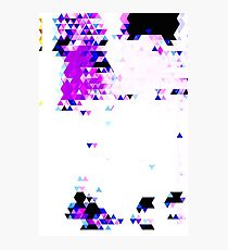 Tri Photographic Print