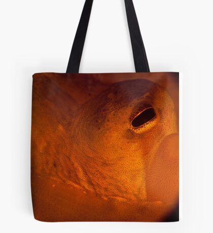Bottled Octopus Tote Bag