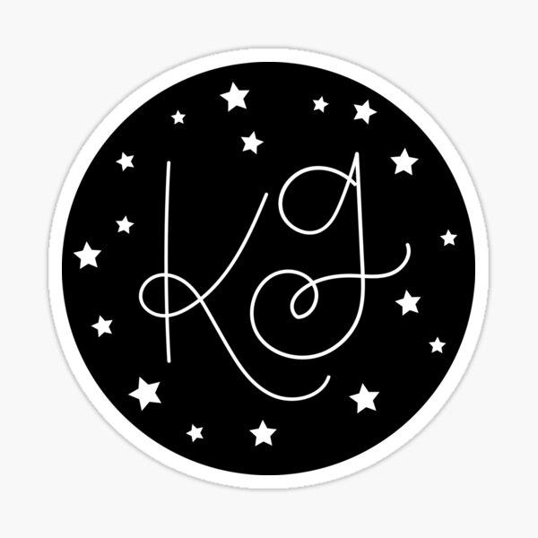 kg Sticker