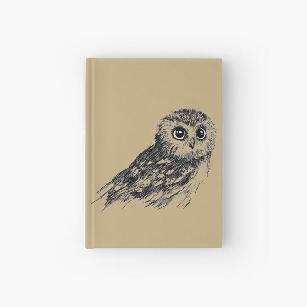 Owl Hardcover Journal