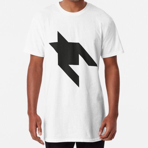 Pepita / Houndstooth Long T-Shirt