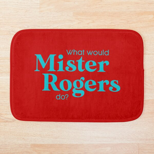 Mr Rogers Home Living Redbubble
