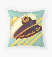 Martin's Hat Throw Pillow