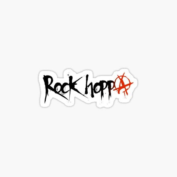 Rock Hopper OPA Sticker