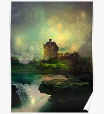 Night Castle Poster