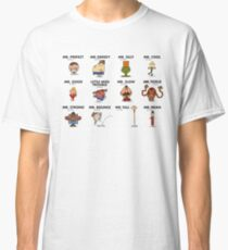 Mr Fighter II Classic T-Shirt