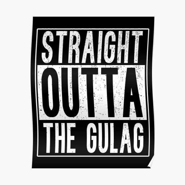 Directamente de El Gulag Póster