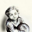 """Little boy"" by Tatjana Larina"