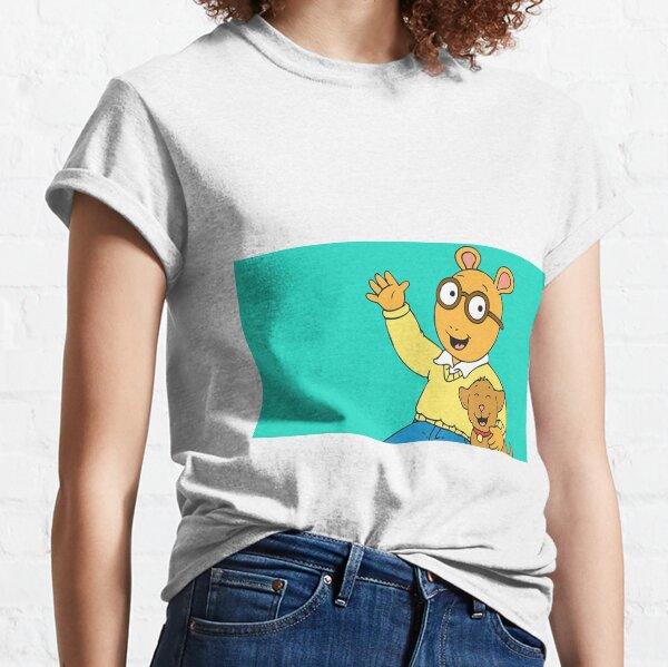 Arthur and Dog Classic T-Shirt