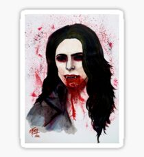 The Blood Countess Sticker