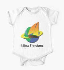Ultra Freedom One Piece - Short Sleeve