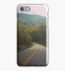 The Road More Traveled By iPhone Case/Skin
