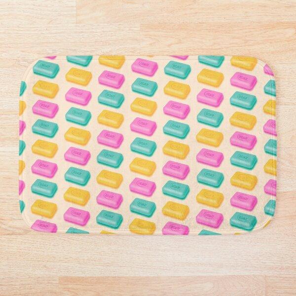 Use your soap Bath Mat