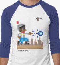 1/2 of Official Super Gizmo World 2 Tshirt Men's Baseball ¾ T-Shirt