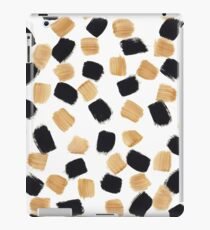 Handpainted Brush Texture iPad Case/Skin