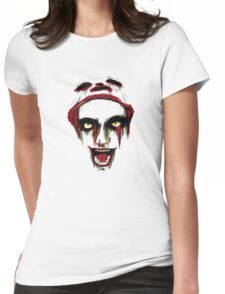 Zombie Land Womens Fitted T-Shirt