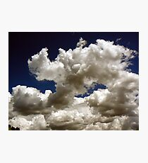 New Mexico Clouds Photographic Print