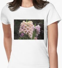 Exquisite, Elegant English Foxgloves T-Shirt
