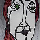 Self 3 Poised by grarbaleg