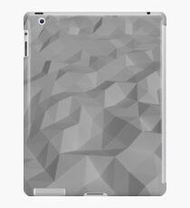 Fragments - Grey iPad Case/Skin