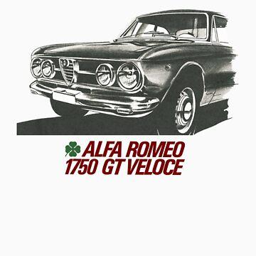Alfa Romeo 1750 GT Veloce by aussie105