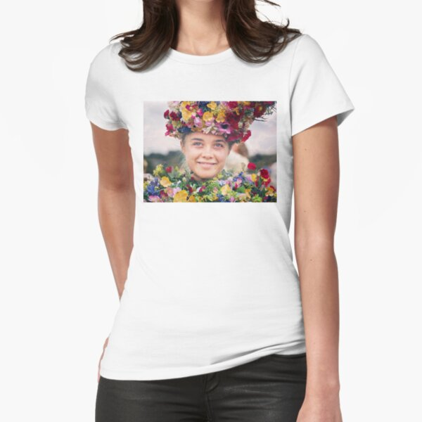 MIDSOMMAR DANI ARDOR - a joy only known by the insane Fitted T-Shirt