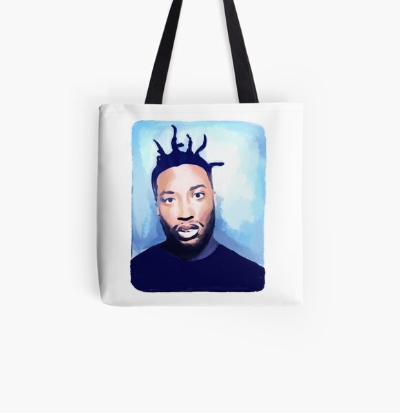 ODB painting All Over Print Tote Bag