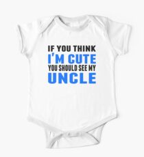 You Should See My Uncle Kids Clothes