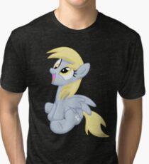 Just Derpy Tri-blend T-Shirt