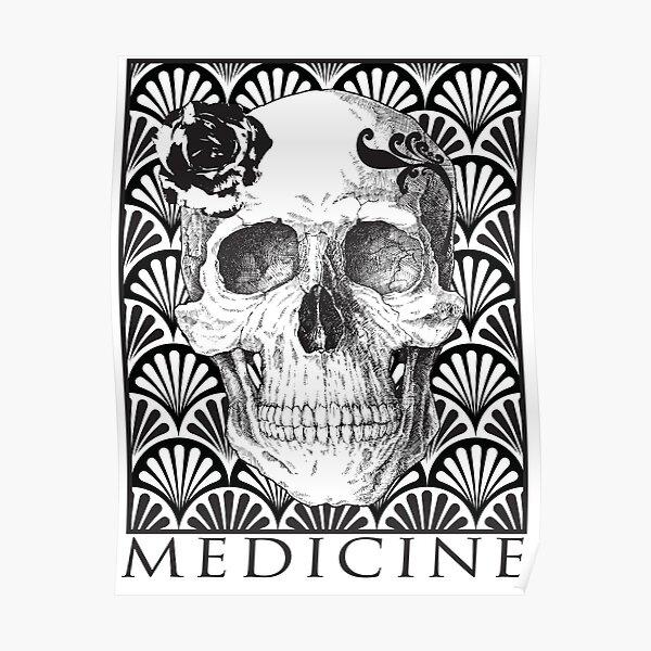 Medicine Poster Poster