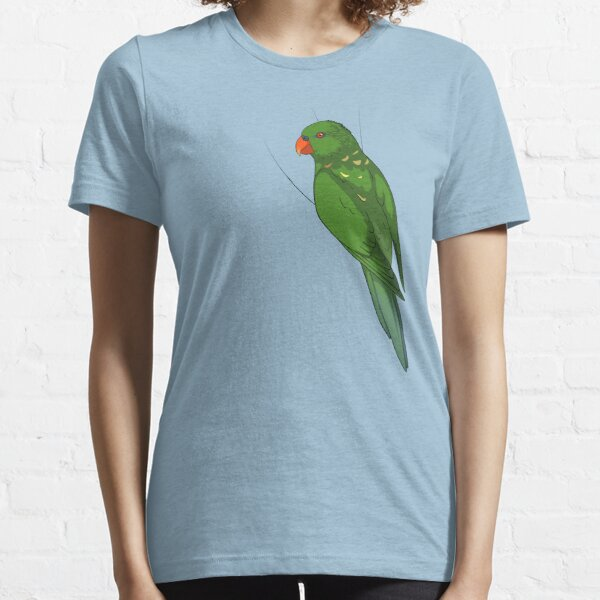 Clingy Scaly Breasted Lorikeet Essential T-Shirt