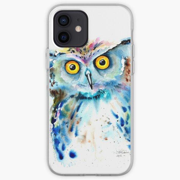 """Owl"" iPhone Soft Case"