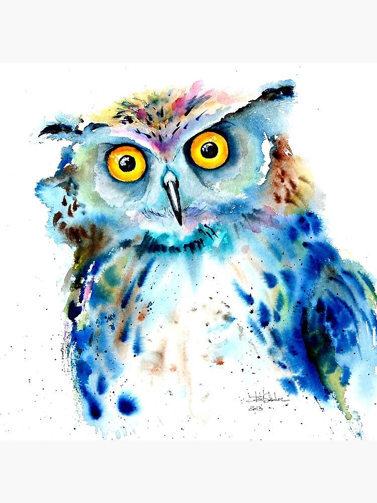 """Owl"" by IsabelSalvador"