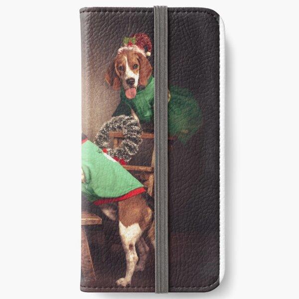 beagle iPhone Wallet